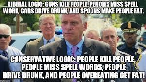 Overeating Meme - liberal logic vs conservative logic imgflip