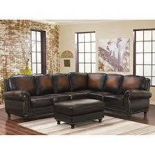 Sectional Sofa Set Leather Sofas U0026 Sectionals Costco