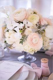 romantic wedding centerpieces with ranunculus wedding
