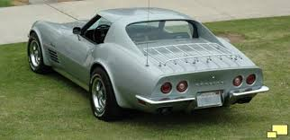1972 corvette price 1972 corvette c3 last year for front and rear chrome bumpers