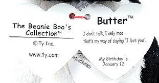 butter ty beanie boo