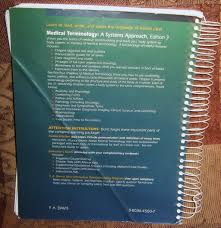 clearance pre owned college textbook workbook medical