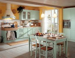 how to make the kitchen in country style choose the furniture