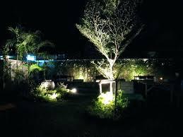 spot lights for yard landscape flood light awesome solar driveway lights for landscape
