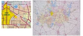 map of dallas fort worth dallas fort worth wall maps in paper laminated or mounted