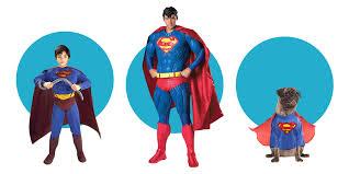 Superman Halloween Costume 9 Superman Costumes Halloween 2017 Superman Costumes