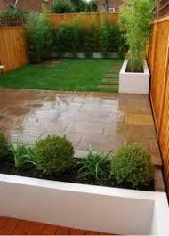 Small Garden Decking Ideas Low Maintenance Hobi Balkon Pinterest Gardens Garden