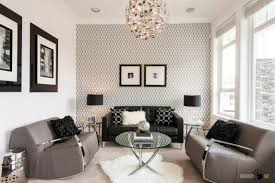 Wallpaper For Living Room Wallpaper Trends A Meeting Of Refinement And Sobriety Ideas For