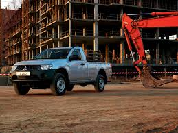 mitsubishi l200 single cab 2007 pictures information u0026 specs