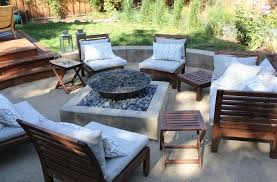 Contemporary Firepit How To Choose A Firepit To Make The Outdoors Cozy