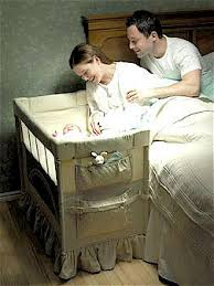 Baby Crib Next To Bed Safe Cribs For Co Sleeping