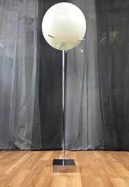 Chrome Floor Lamp Paul Mayen For Habitat Chrome Floor Lamp With Globe Shade Past