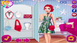 disney princess games rapunzel and ariel double ड ज न
