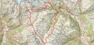 Find Map Coordinates Grossglockner Trek Gps Coordinates Maps And Information Hohe