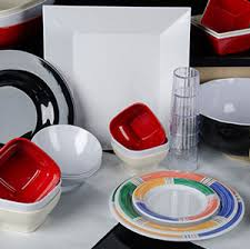 everything you need to about melamine dinnerware