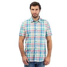 mantaray clothing maine new clothing mens multi coloured gingham print