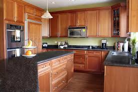 kitchen cabinet remodeling ideas granite countertop