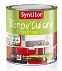 peinture laque pour cuisine rénov cuisine le nouveau concept déco syntilor pour rénover votre