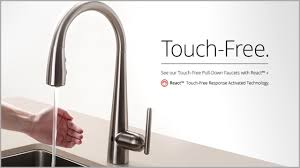 touch on kitchen faucet touch kitchen faucet idea 9915 kitchen ideas