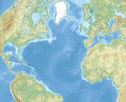 Oceans Map Oceans U0026 Seas Indian Ocean Pacific Ocean