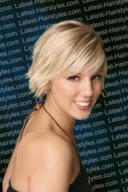 short hair with wispy front and sides short side swept bob with wispy fringe and straight textured ends