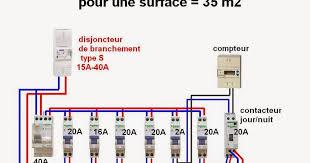 tableau electrique cuisine schema electrique cuisine va et vient va et vient with schema