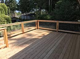 cedar deck supplier cedar country lumber