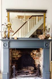 farrow and ball downpipe fireplace by emma connolly interiors
