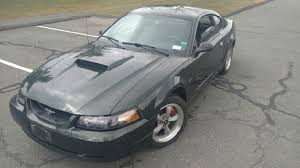 2001 ford mustang recalls 2001 ford mustang bullitt gt 2dr coupe in ny nyack motors