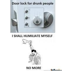 Doot Doot Meme - doot lock for drunk ppl by bloodletter meme center