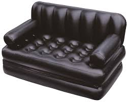 Sofa Bed Inflatable by Amazon Com Bestway Multi Functional Couch Black With Air Pump