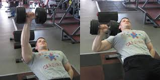 Good Weight For Dumbbell Bench Press Best Dumbbell Chest Exercises For Total Pecs Training