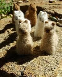 alpacadorable made baby alpaca ornaments choice alpaca products