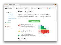 Html5 Spreadsheet Building Web Apps With Yeoman And Polymer Scaffold Your Webapps