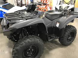 2018 yamaha grizzly eps graphite for sale in new richmond wi