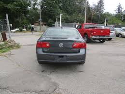 used 2009 buick lucerne cxl for sale in scarborough ontario