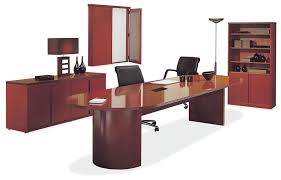 Racetrack Boardroom Table Conference Room Furniture