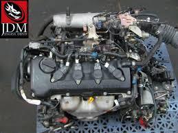 00 01 02 nissan sentra 1 8l twin cam engine jdm qg18de qg18 qg ebay