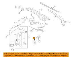 lexus rx300 headlight leveling sensor toyota oem wiper washer windshield fluid level sensor packing