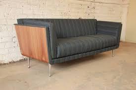 mid century style sofa liberty 33rd mid century style herman miller goetz sofa