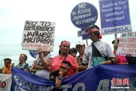 Comfort Women In Philippines The Japanese Prime Minister U0027s Visit To Philippines The Philippine