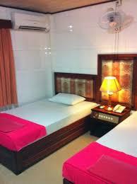 chambre a deux lits chambre à deux lits picture of arunras hotel kong thom