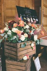 Flower Ideas Best 25 Rustic Wedding Flowers Ideas On Pinterest Aisle