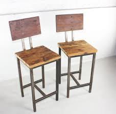 reclaimed wood swivel bar stools reclaimed bar stools how to