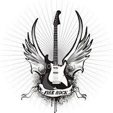 11 beautiful guitar tattoo design and ideas