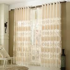 Gold Velvet Curtains Zhh European Gold Velvet Hollow Curtain For Bedroom Living Room