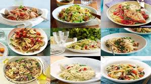 cuisine light 51 light and summery pasta dinners recipes food uk