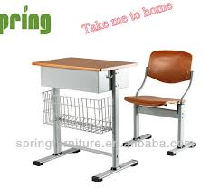 Kid School Desk Buy Cheap China Wooden School Desk And Chair Products Find China