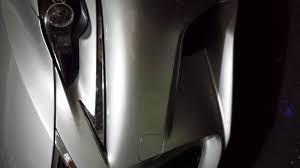 does lexus touch up paint work rock chips on front bumper clublexus lexus forum discussion