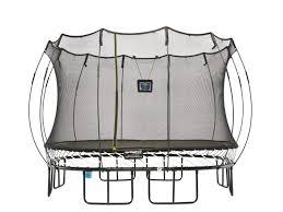 Safest Trampoline For Backyard by Kidz Backyard Springfree Trampolines Sacramento Kidz Backyard
